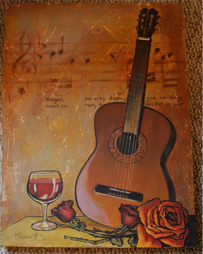 guitar-wine-and-roses